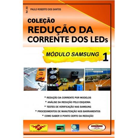 Livro Col. Redução da Corrente dos LEDs. Samsung. Mod.1