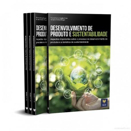 Livro Desenvolvimento de Produto e Sustentabilidade