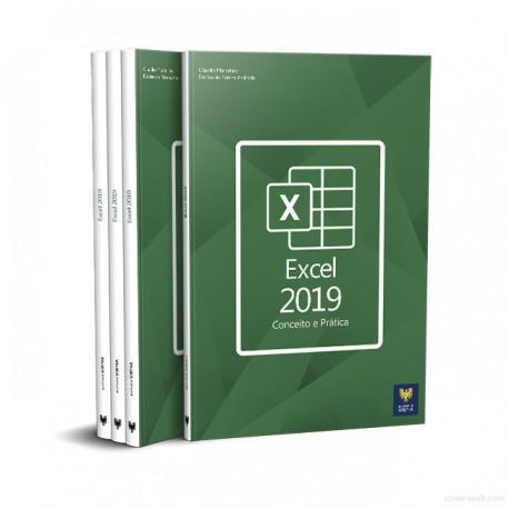 Livro Excel 2019 Conceito e Prática