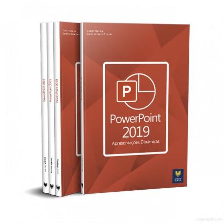 Livro PowerPoint . Apresentações Dinâmicas