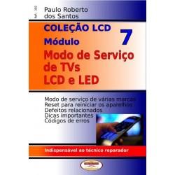 Modo de Serviço em TVs LCD e Led - Módulo 07