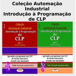 Col.Automação Industrial.Introdução à Programação de CLP. Coleção Completa