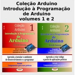 Col.Arduino.Introdução à Programação de Arduino Coleção 1/2