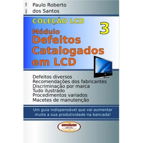 Defeitos Catalogados em LCD . Vol.03