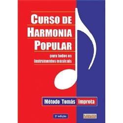 Livro Curso de Harmonia Popular