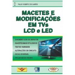 Livro Macetes e Modificações em TVs LCD e LED