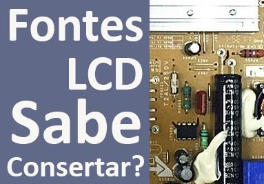 Fontes LCD